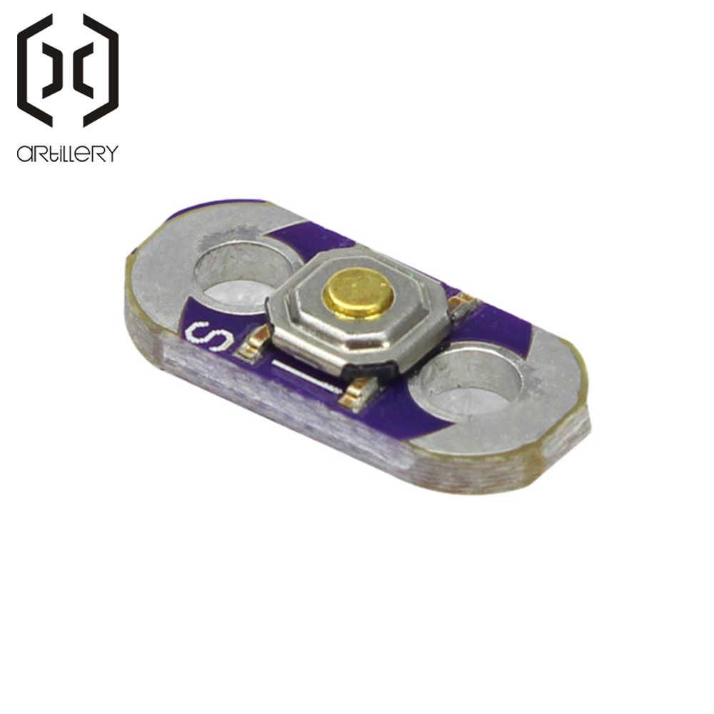 Novo módulo de placa de botão lilypad para arduino kit diy