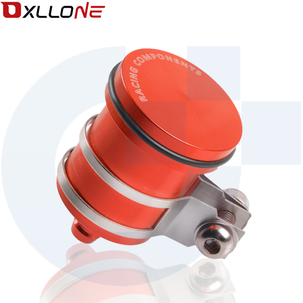 Universal Motorcycle Brake Fluid Reservoir Clutch Tank Oil Cup