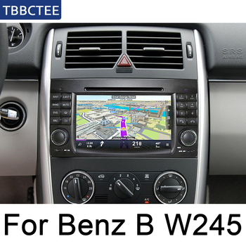 For Mercedes Benz B Class W245 2005~2011 NTG multimedia player HD Stereo Android Car DVD GPS Navi Map radio System System 1698206710 for mercedes benz a b class w169 2004 2012 w245 2005 2011 front left electric power master window switch