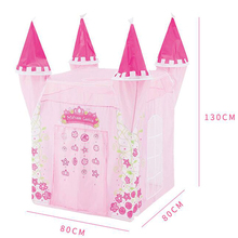 Play Tent Castle Housees Outdoor Kids Pool-Playhouse Toys Wigwam Girl Princess Indoor