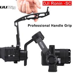 Uchwyt rączki Ronin S zmniejsza wagę dłoni dla DJI Ronin SC / Ronin S Zhiyun Crane 2 / Crane Plus złącze uniwersalne