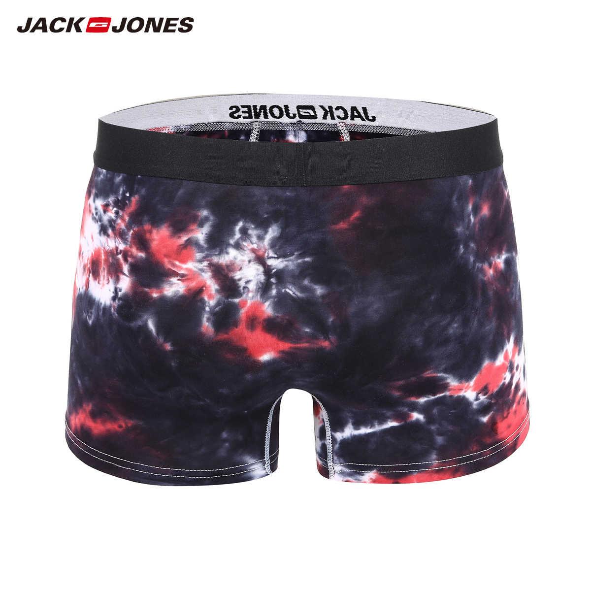 Jack Jones herren Gedruckt Boxer Shorts | 219192508