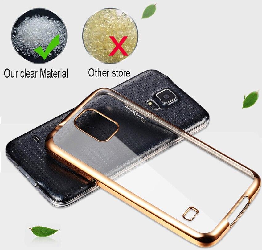 Clear Samsung Galaxy S5 Case 17