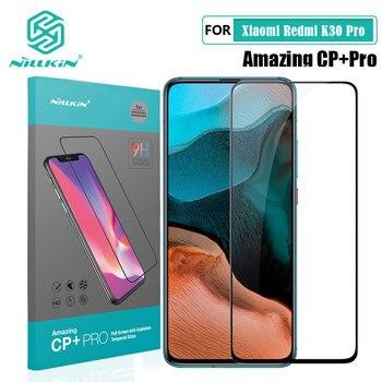 Redmi K30 Pro Tempered Glass Nillkin CP+PRO XD CP+MAX Screen Protector For Xiaomi POCO F2 Pro X2 X3 NFC Redmi K30 Ultra Glass
