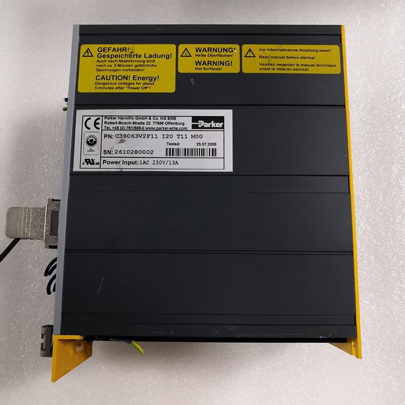 パーカー compax3 C3S063V2F11 I20 T11 M00 (品質保証と価格は交渉である)