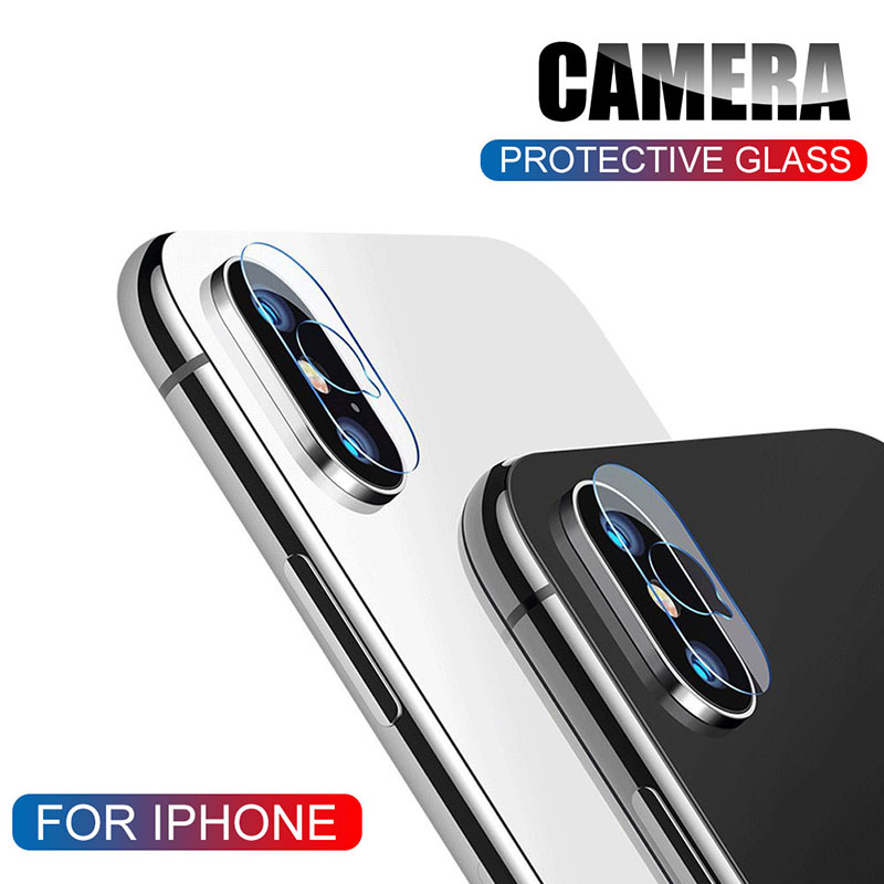 For Iphone Xs Max X Xr Camera Lens Protective Glass On The For Iphone 7 8 6s 6 Plus Tempered Glass Camera Protector Protection 7 image