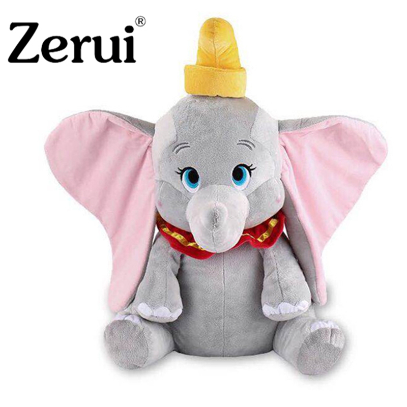 New 30cm Dumbo Elephant Plush Toys Soft Stuffed Animals Doll Pillow Dolls Gifts For Kids Children