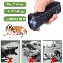 Enhanced Control-Training-Device Dog-Repeller Ultrasonic-Speaker Anti-Barking Handheld