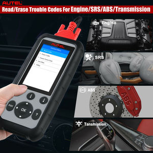 Image 2 - Autel MD806 Obd2 Scanner Diagnostic Auto Tool Car Diagnostic Four System Diagnoses EPB/Oil Reset/BMS DPF Batter Than MD805 MD802
