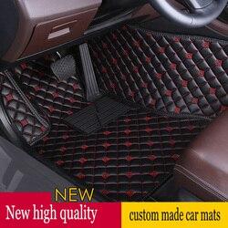 ZHAOYANHUA dywaniki samochodowe dla Mercedes Benz w211 gla w176 w204 glk w212 w205 c180 w245 w246 dywan wysokiej klasy dywany przypadku wkładki w Dywaniki od Samochody i motocykle na