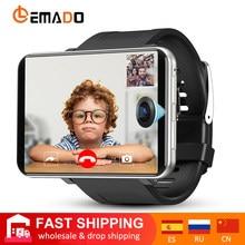 LEMADO IWO W26 Bluetooth çağrı 1.75HD IPS ekran kalp hızı 44mm değiştirilebilir kayış için iwo 12 iwo 12 pro akıllı saat erkekler kadınlar