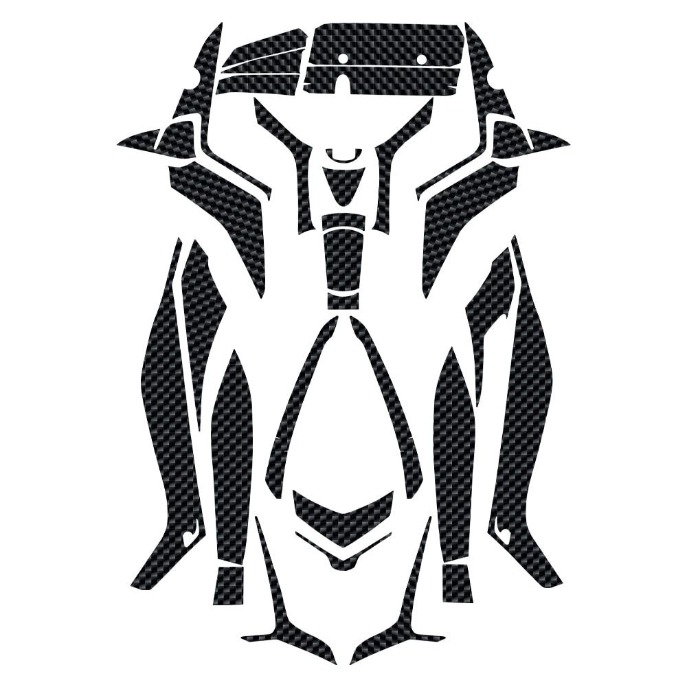 Kodaskin 3D обтекатель Эмблема Наклейка на тело мотоцикла полный набор Декоративные наклейки для xmax300 XMAX 300 X-MAX 300