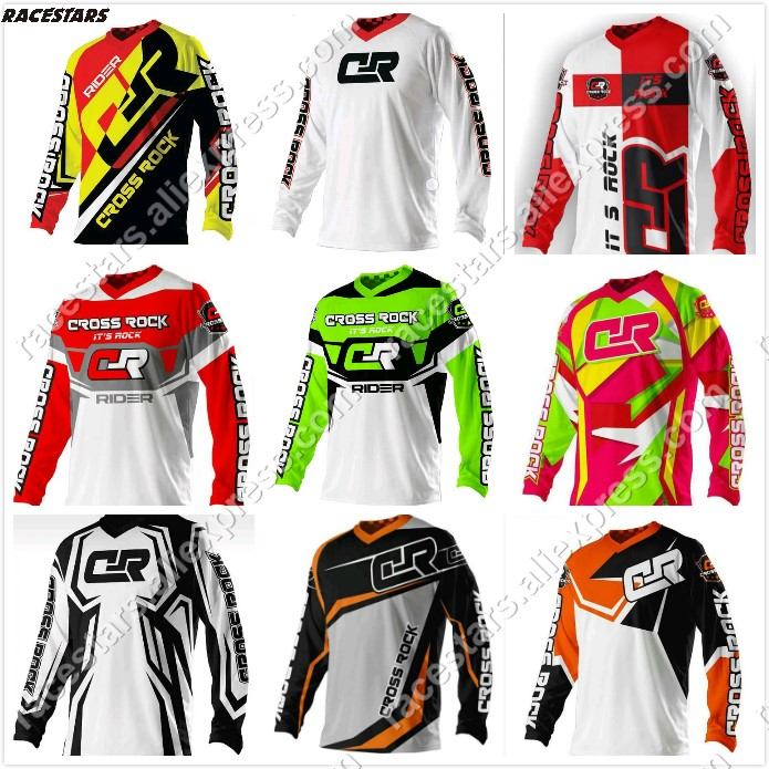 2020 Mountain Downhill Bike Long Sleeve Cycling Jersey DH MX RBX MTB Racing Clothes Off-road Motocross Jersey Maillot Ciclismo