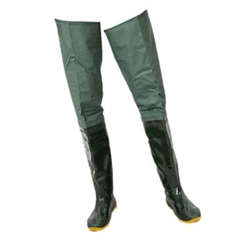Wielofunkcyjne wędkarstwo polowanie wodery buty wodoodporne pcv miękka podeszwa oddychająca odkryty polowanie na ryby wodery wędkarskie spodnie + Boot tanie i dobre opinie perfeclan CN (pochodzenie) Upstream