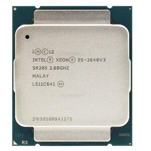 Image 5 - Kllisre X99 D4 di serie della scheda madre Xeon E5 2640 V3 LGA2011 3 CPU 2pcs X 8GB = 16GB 2666MHz di memoria DDR4