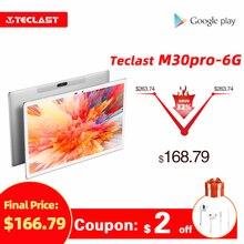 Teclast M30 Pro Android 10 Tablet PC 6GB RAM 128GB ROM 10,1 Zoll IPS 1920x1200 4G Anruf Netzwerk Dual Wifi GPS sensori intellig