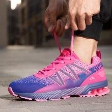 , Zapatos casuales cmodos ultraligeros unisex zapatillas de deporte sin mangas con estampado para caminar