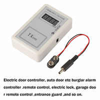 Portable Car Key Detector Universal Accurate Easy Operate Tool With Cable Meter Remote Control Frequency Tester Multifunction
