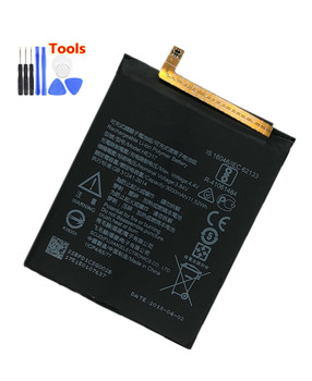 Original HE317 3000mAh Battery For Nokia 6  N6 TA-1000 TA-1003 TA-1021 TA-1025 TA-1033 TA-1039 Batteries + Free Tools