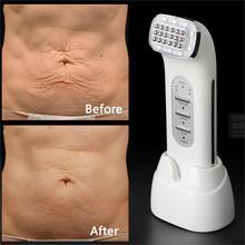 Real eliminar las arrugas de matriz de puntos Facial frecuencia de Radio levantamiento Facial cuerpo cuidado de la piel belleza dispositivo 110 240V