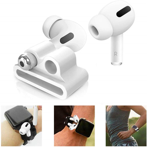 Image 4 - 5 In 1 Earphone Soft Silicone Case Cover for Apple Airpods Pro Air Pods 3 Airpodspro Bluetooth Wireless Headphone Earbuds Set