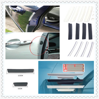 car auto Side Door Edge Protective Strip Scrape Bumper Guards for BMW EfficientDynamics 335d M1 M-Zero 545i 530xi X2 X3 M5 M2 image
