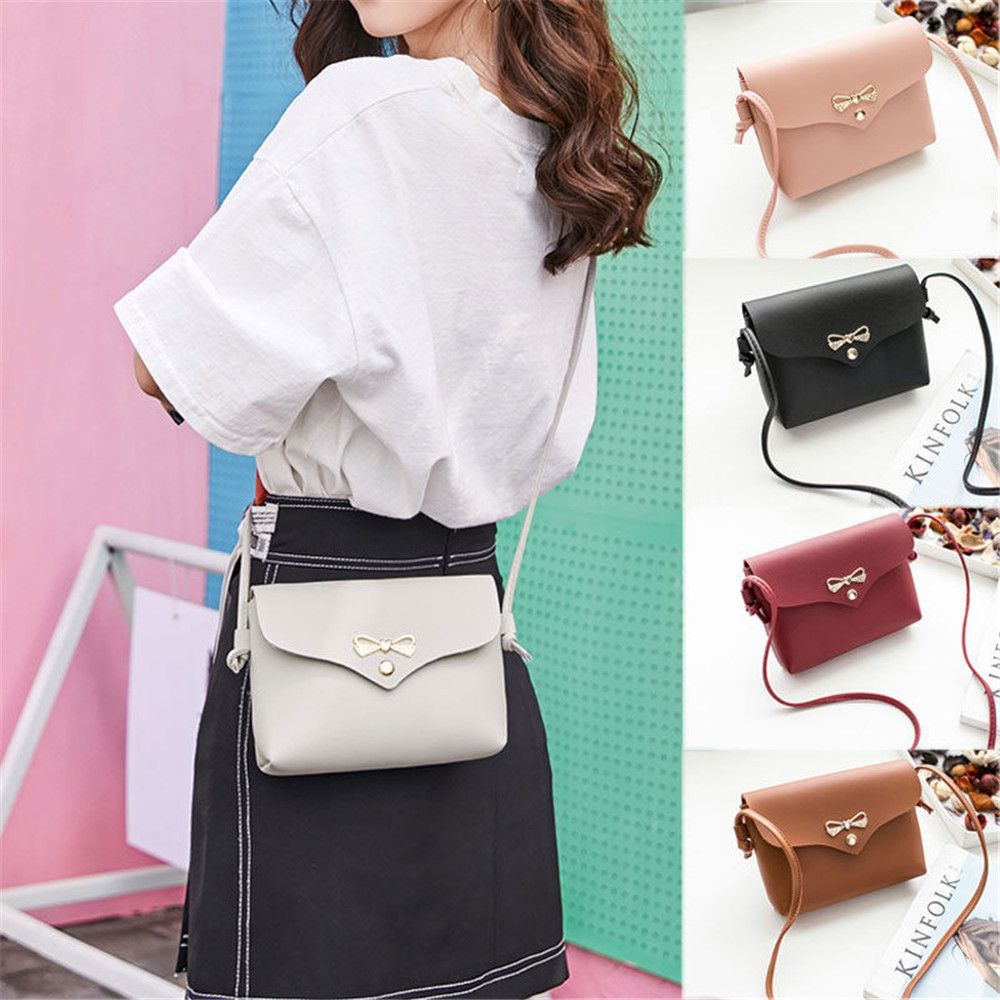 Mara's 2019 Fashion Women Handbag Messenger Bags PU Leather Shoulder Bag Lady Crossbody Mini Bag Female Crown Evening Bags