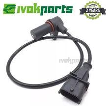 Manivela virabrequim posição sensor rpm para chevrolet s10 blazer colorado 2.8 turbo d mahindra scorpio 2.6 crde 0281002214 93342146