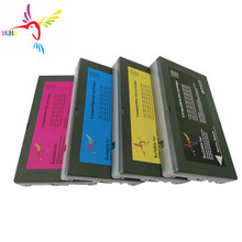 цена на T6142-t6144 t6148  empty Compatible Ink cartridge with one time chip for Epson 4450 printer empty  ink cartridge 4450