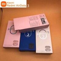 Xiaomi-auriculares inalámbricos Redmi TWS Airdots 2 Airdots s Airdots 3, con Bluetooth 5,2 y micrófono, reductores de ruido