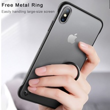 Transparent Phone Case For iPhone 11 Pro Max Shockproof Case For iPhone X XS Max XR Back Cover On The For iPhone 8 7 6 6S Plus phone case for iphone 11 pro max shockproof plating clear tpu back cover for iphone 6 6s 8 7 plus x xr xs max 11 pro max fundas
