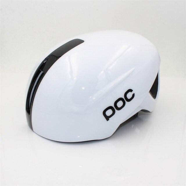 Poc aero raceday capacete de estrada ciclismo eps das mulheres dos homens ultraleve mtb mountain bike conforto segurança tamanho da bicicleta 1