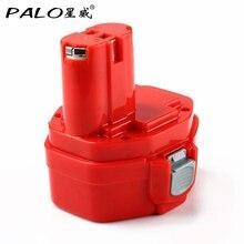 Strumenti di batteria 14,4 V 2000mAh Ni CD batteria recargable batería para per Makita ML 33PA14 1420, 1422, 1433, 1434 1435F JR140D