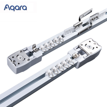 Aqara Smart Curtain Track Private Custom Zigbee Electric Curtain Rail Control System For Aqara B1 A1 Xiaomi Youping Wifi Motor