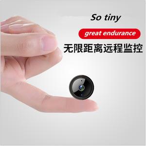 Camera-Monitor Remote-Monitoring-Control 360-Wifi 1080P Wireless HD Usb-Battery So Tiny