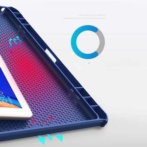 Image 3 - Dành Cho Máy Tính Bảng Huawei Mediapad M6 10.8 / 8.4 Máy Tính Bảng Чехол XUNDD Chống Va Đập Bảo Vệ Đầy Đủ Giấc Ngủ Thông Minh Lật Máy Tính Bảng Tay bút Chì