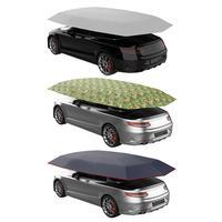 450*230CM Car Insulation Hood Sunshade Tarpaulin Waterproof Dustproof UV Snow Protection|Windshield Sunshades|Automobiles & Motorcycles -