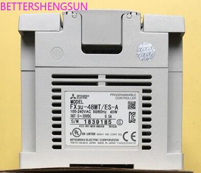PLC controller FX3U 48MR/ES FX3U 64MR/ES A
