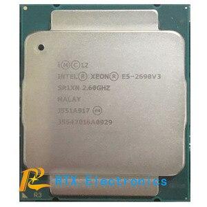 Image 5 - E5 2640V3 2623v3 2609v3 2603v3 E5 2637v3 2643v3 2658v3 2678v3 E5 2690v3 6/10/12core LGA2011 3 Intel Xeon מעבד e5 מעבד שרת
