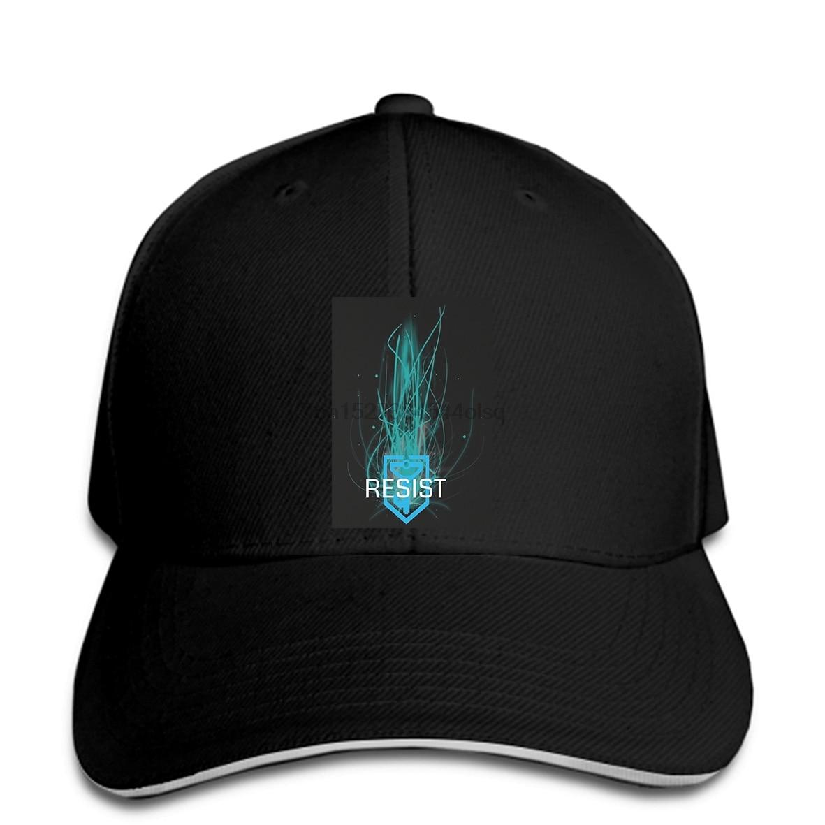 Aperture Science Portal Half-Life Portal Trucker Hats