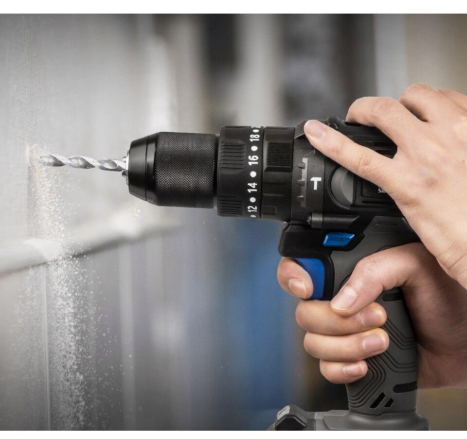 PROSTORMER Brushless Drill