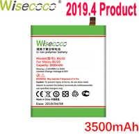 WISECOCO 3500mAh BU10 Batterie Für Mei zu U10 Handy Auf Lager Neueste Produktion Hohe Qualität Batterie Mit Tracking anzahl
