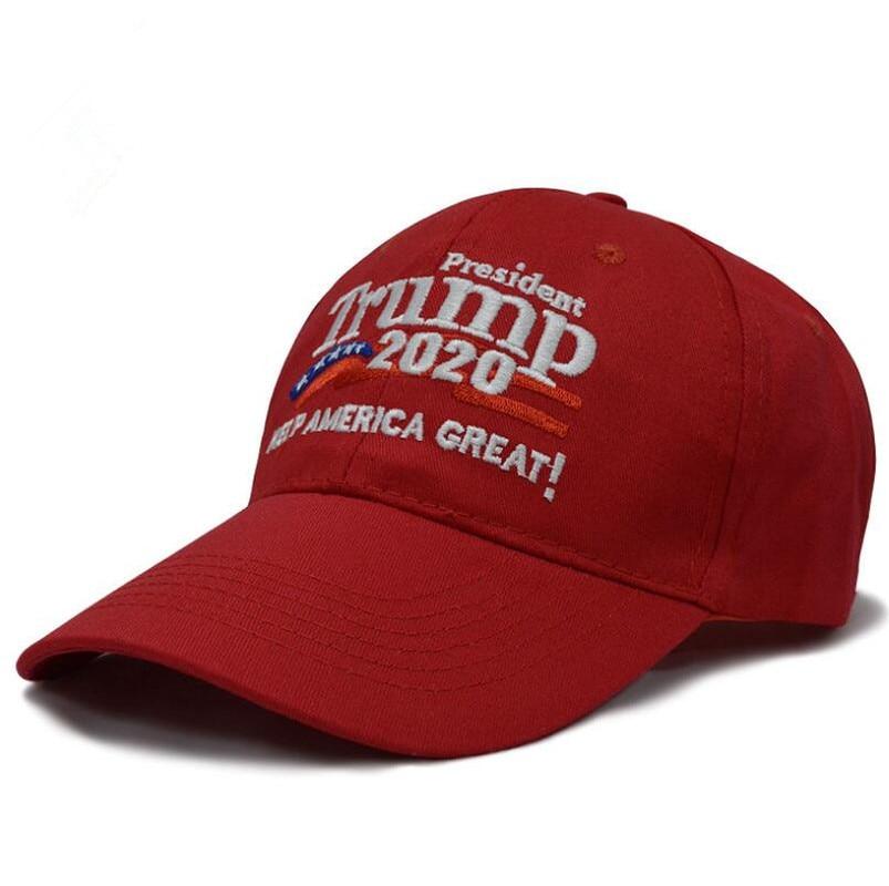 ahtbht Trump 2020 Star White Snapback Hats Hip Hop Athletic Unisex Baseball Cap Designed