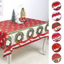 150x180cm Table Runner For Christmas Wedding Party Event Banquet Home Decoration Cover Tablecloth Accessories