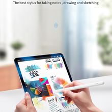 Touch Pencil for Apple for iPad Pencil Stylus Pen for iPad Pro 11 2020 Pencil Pro 12.9 / 9.7 2018 2019 with Palm Rejection