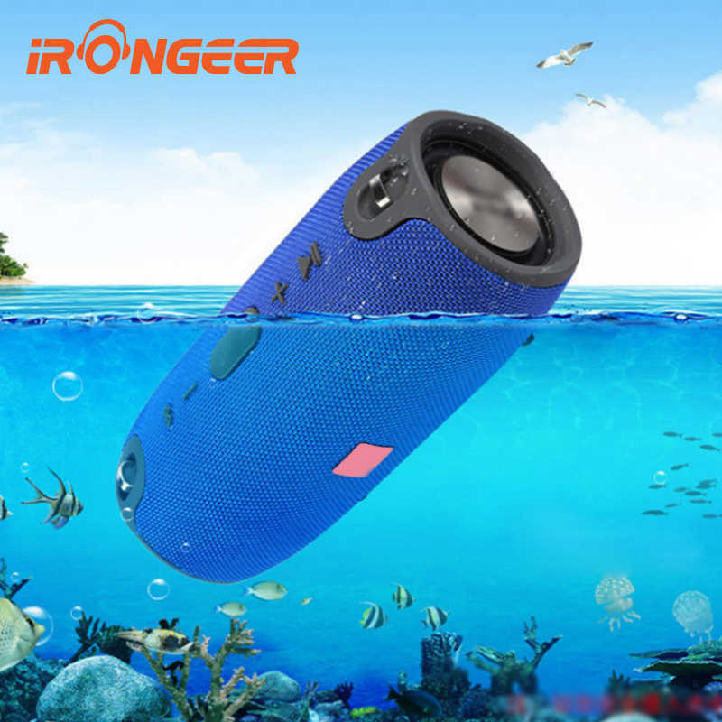 Mini Portable Wireless Bluetooth Speaker Stereo Speakerphone Radio Music Subwoofer Column Speakers for Computer with TF FM TG