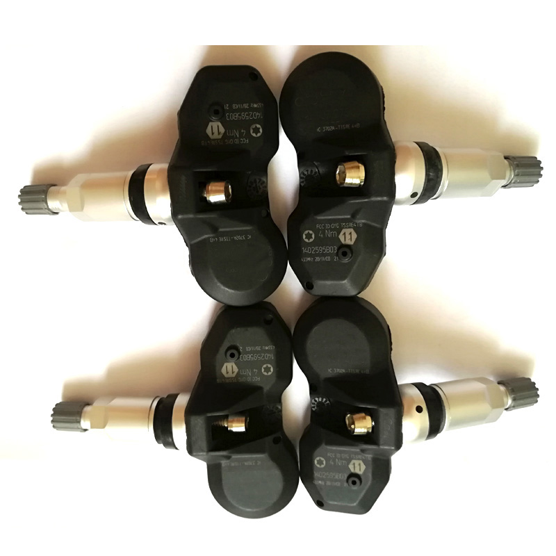 4 шт. 484249705 TPMS датчик давления в шинах для Au-di