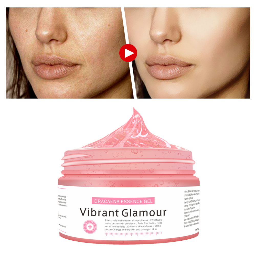 VG Dragon Blood Essence Mask Facial Cleansing Whitening Moisturizing Brightening Anti-Aging Facial Treatment Cream 100g TSLM2