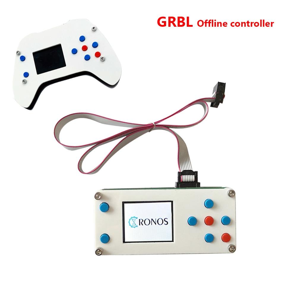 GRBL 3Axis CNC Offline Controller 1.8 Inch Screen USB Driver Board For CNC 3018Pro 3018Pro Max DIY MINI Laser Engraving Machine