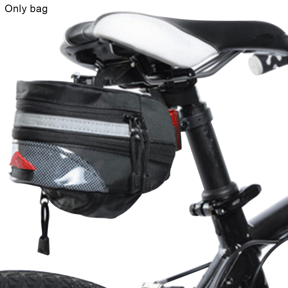 Mountain Bike Frame Bag Wear Resistant Bicycle Bag Reflective Logo Cycling Bag